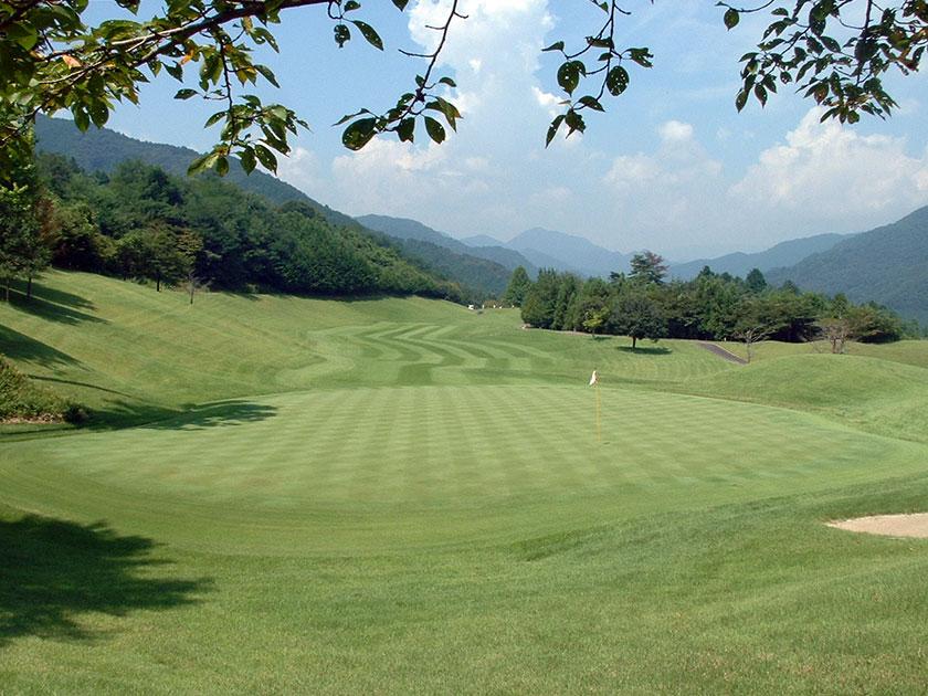 南栃木ゴルフ倶楽部コース写真